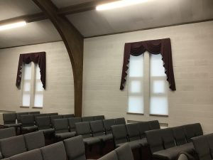 Church Curtains And Draperies