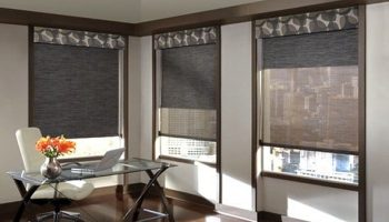 interior remote control vertical blinds